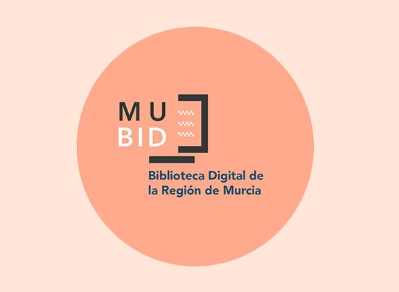 Logotipo Biblioteca Digital de la Región de Murcia