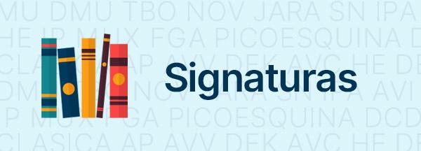 Ver signaturas en formato PDF