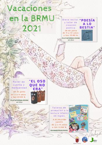 Actividades verano BRMU 2021